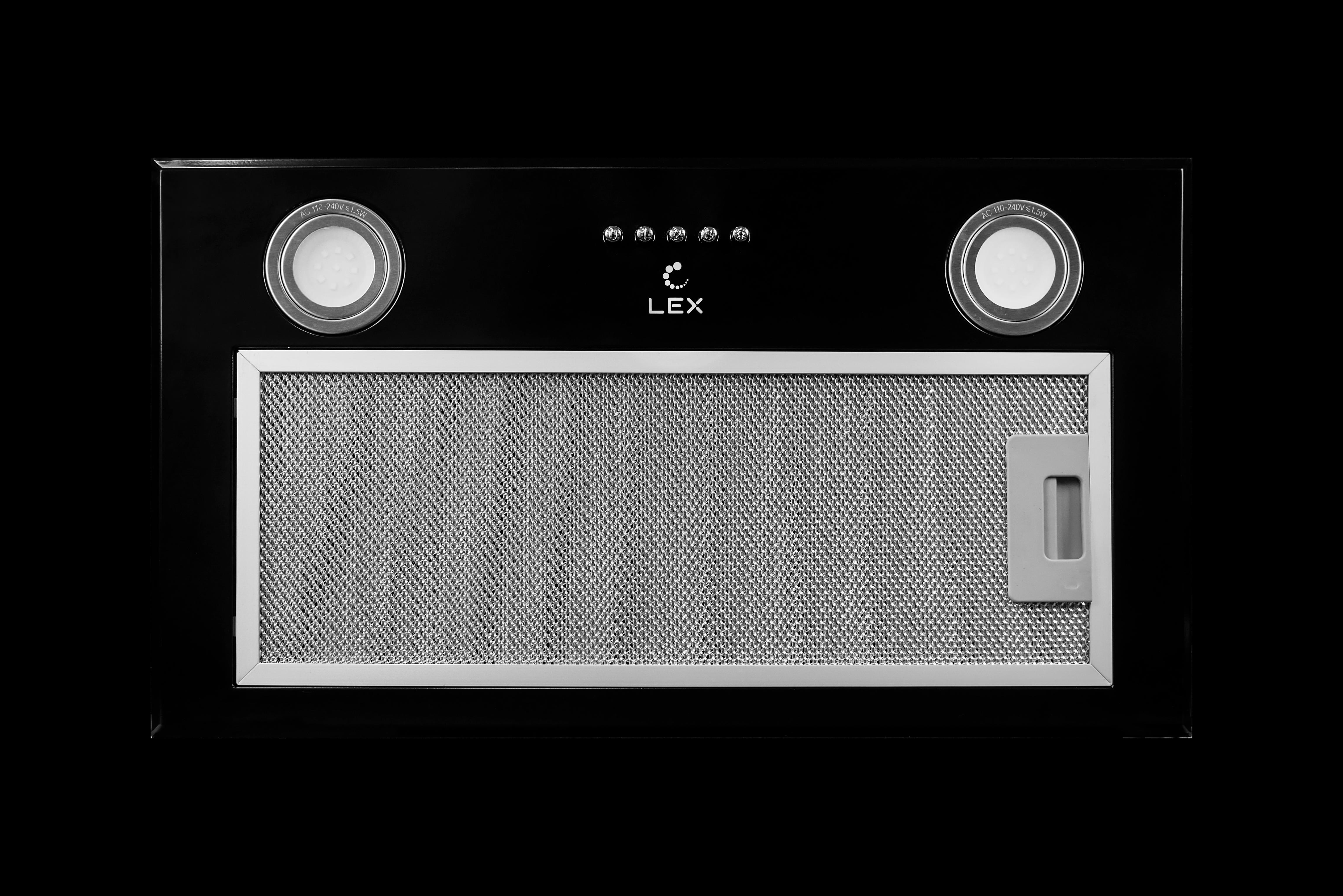 LEX GS BLOC P 600 Black