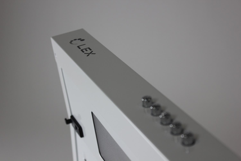 LEX S 500 White