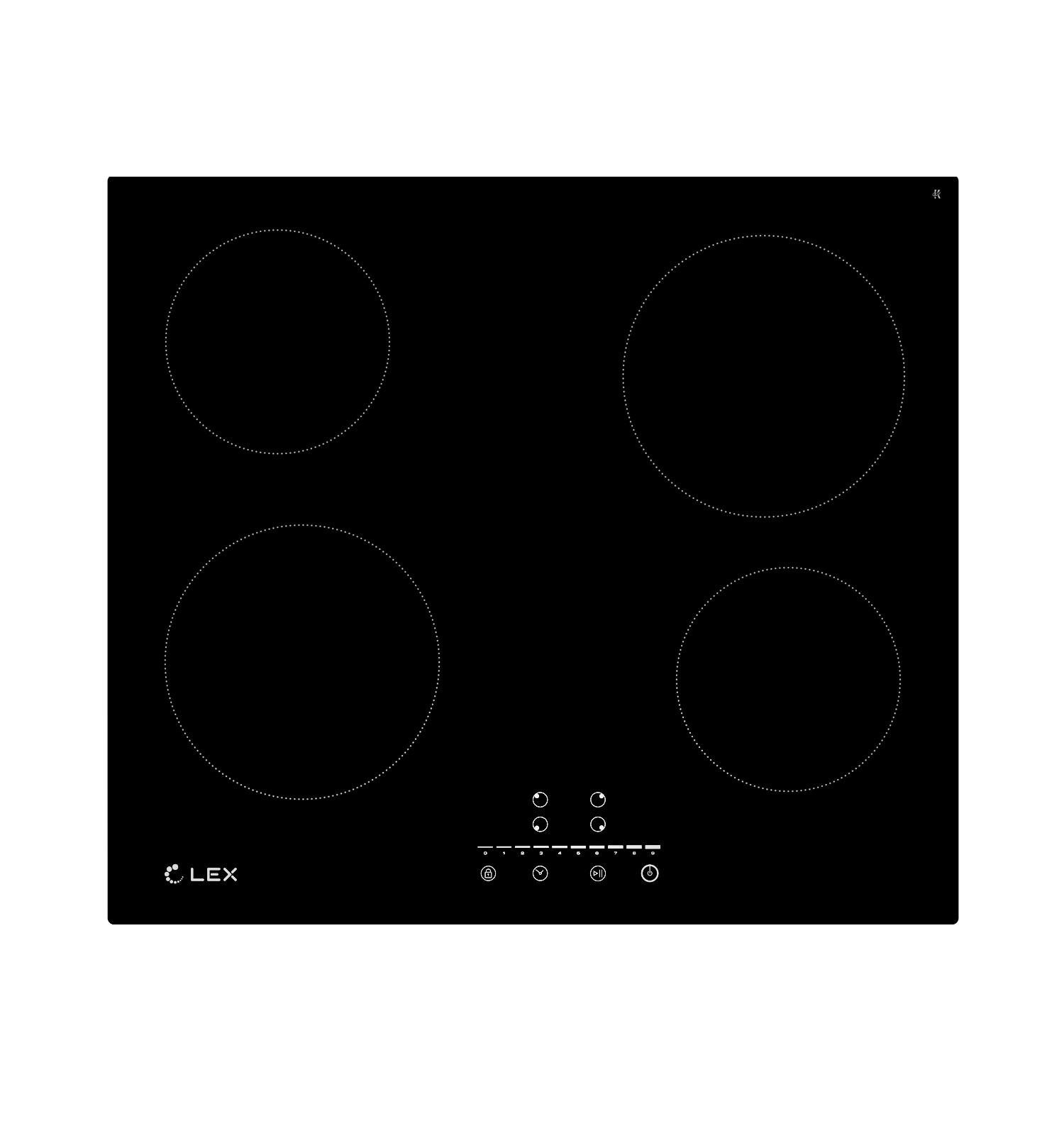 LEX EVH 640-1 BL